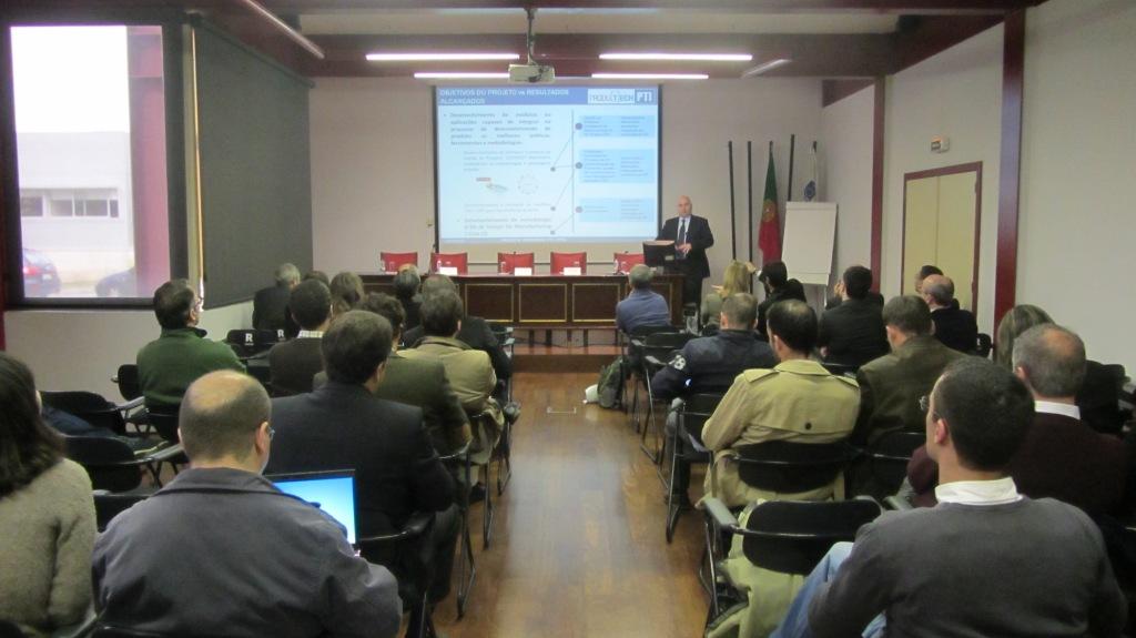 Sessão de Avaliação dos Projetos Mobilizadores PRODUTECH PSI e PRODUTECH PTI